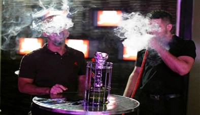 Hookah bars have higher indoor air pollution: Study-1
