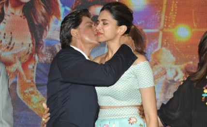 Romantic Kiss In Bollywood
