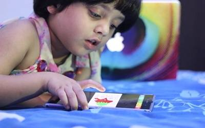 Don't let screen addiction take its toll on your toddler