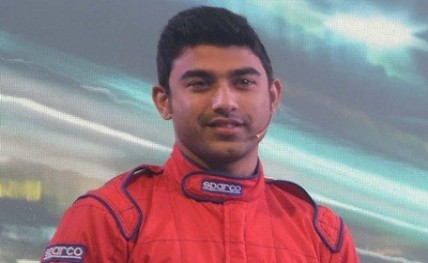 Double podium for Armaan in Thailand