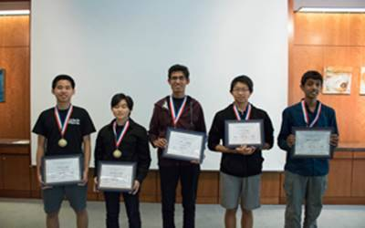 Two Indians shine at Physics Olympiad