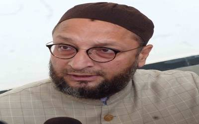 Nobody can 'give' away a mosque, says Owaisi on Shia Waqf Board stand