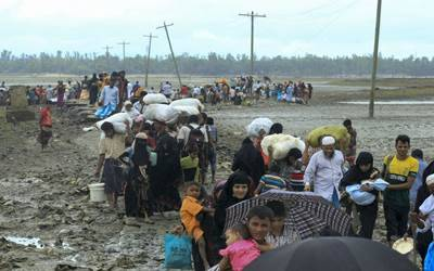 Rohingya repatriation process yet to take off: UNHCR