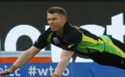 Getting Warner out with a bouncer is special: Saini