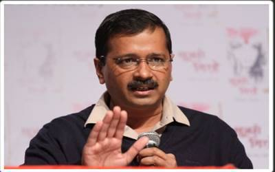 Election Commission promoting bribery: Kejriwal