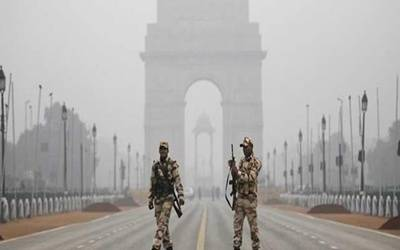 Security beefed up in Delhi ahead of Republic Day