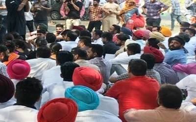 welcome to ians live nation haryana on alert as jats