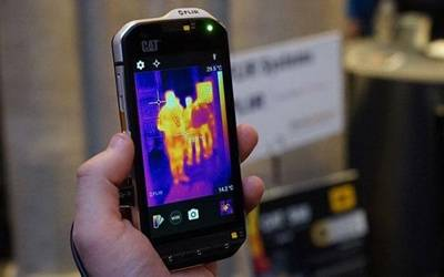 CAT S60 smartphone: Your rugged companion that can 'see in the dark'
