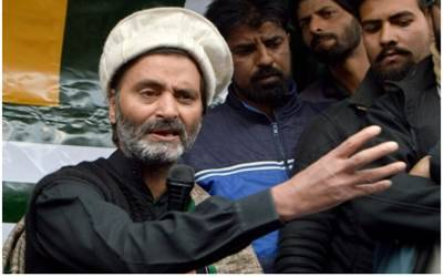 JKLF chief roughed me up, broke phone: TV reporter