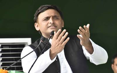 Public ire forced BJP to revise GST rates: Akhilesh Yadav