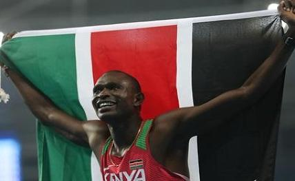 Manangoi, Rudisha lead Kenya charge at Shanghai DL athletics meet