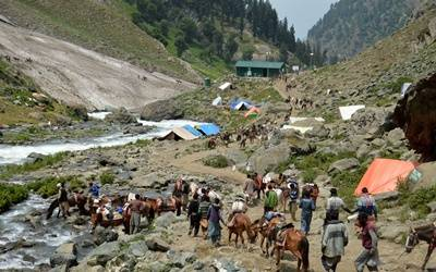 SC quashes NGT order on 'silence zone' at Amarnath shrine