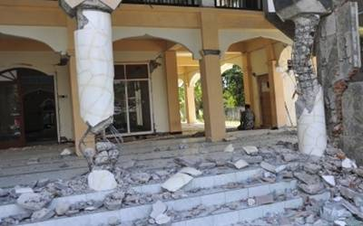 New quake rocks Indonesia, toll in previous one reaches 259