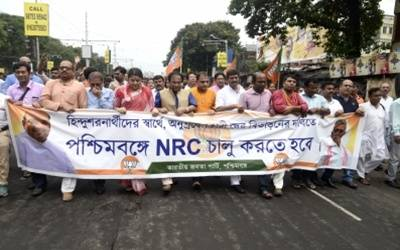 NRC issue: India in close touch with Bangladesh