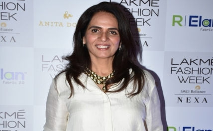 Fashion is no longer limited to trends: Anita Dongre