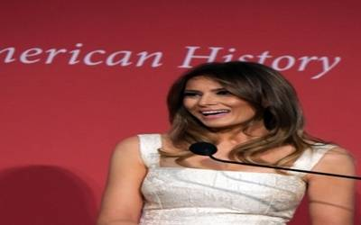 Melania Trump's parents become naturalised US citizens