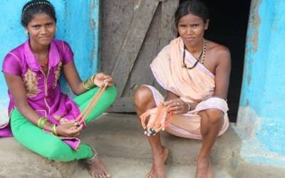 How their jewellery-making skill is empowering women of the forest