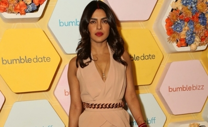 Priyanka Chopra's investment in Bumble aimed at social impact