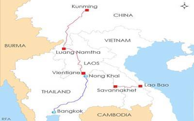 Laos-China Belt and Road Cooperation Forum kicks off