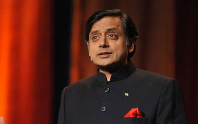 BJP planning assault on Constitution: Tharoor