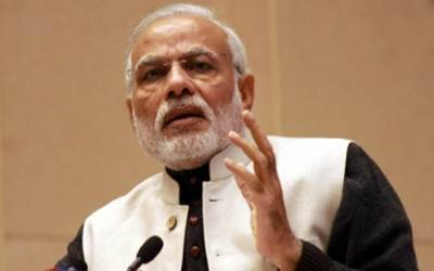 Energy, security, trade to top Modi's agenda in three-nation tour