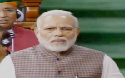 With his Parliament speech, Modi undermined his own case
