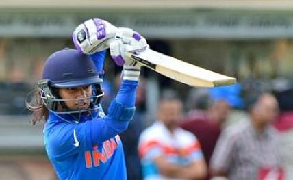 India take 1-0 lead in women's T20I series