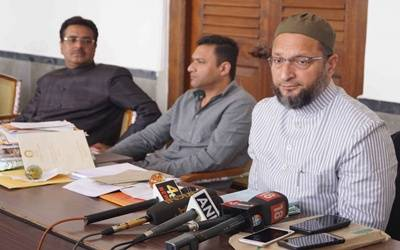 Why silence on death of Muslims in J&K attack: Owaisi