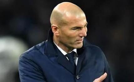 Real Madrid coach Zidane focused on PSG not his future