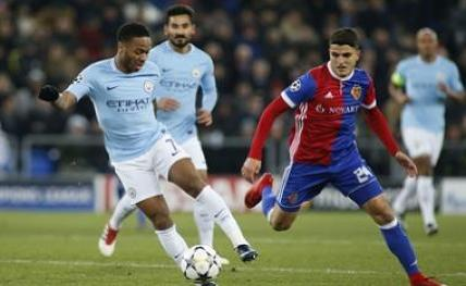 Man City look bound for CL quarters after 4-0 win over Basel