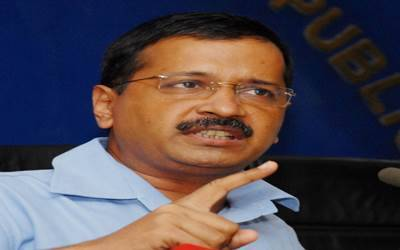 Corruption in Delhi down since AAP came to power: Kejriwal