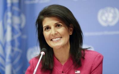 Trump will 'go to great lengths' to stop Pakistan aid: Nikki Haley