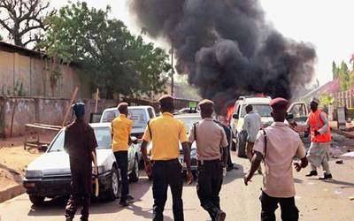 10 killed in Nigeria mosque attack