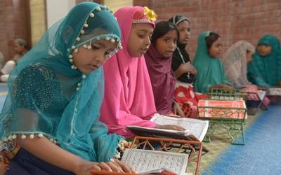 There is continuity between home and school for Muslim girls'