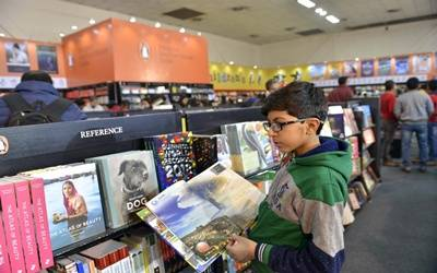 It's a flop show, say regional publishers of World Book Fair
