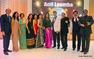 A memorable new year bash with Jinal Pandya
