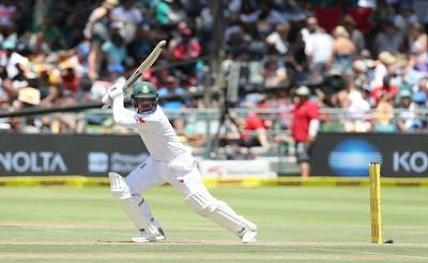 South Africa opt to bat in second Test