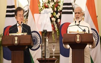 India a stakeholder in Korean peace process: Modi