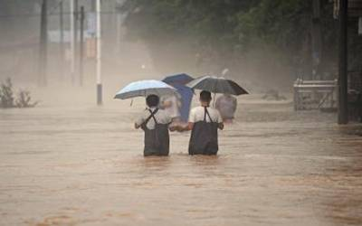 Toll in Japan floods rises to 141