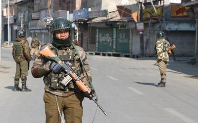 Centre announces ceasefire in J&K
