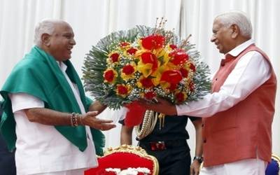 SC refuses freeze on Yeddy oath but battle is on