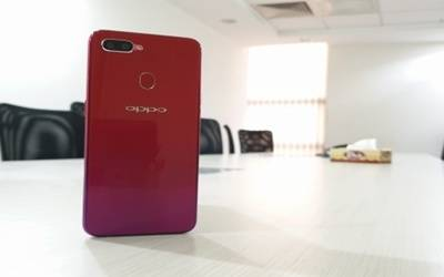 OPPO F9 Pro: It's more about innovative design