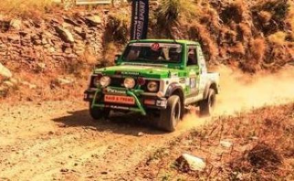Polaris' Arindam jumps from P14 to take lead after Day 2 of Raid de Himalaya