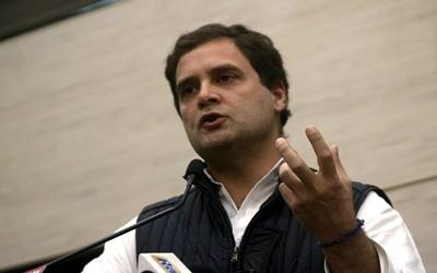 Modi is corrupt, must go: Rahul on new Rafale revelations
