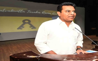 Both NDA, UPA will be short by huge numbers: KTR