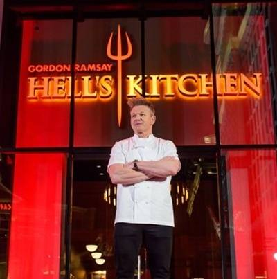 Gordon Ramsay's new Asian restaurant sparks row