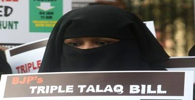 UP woman gets triple talaq for merely asking for Rs 30
