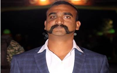 IAF pilots who bombed JeM camp, Wg Cdr Abhinandan honoured (Lead)