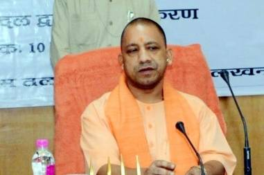 Yogi brings in 23 new ministers, eyes by-polls, 2022 polls (Lead)