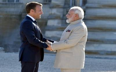 India-France friendship is unbreakable: Modi
